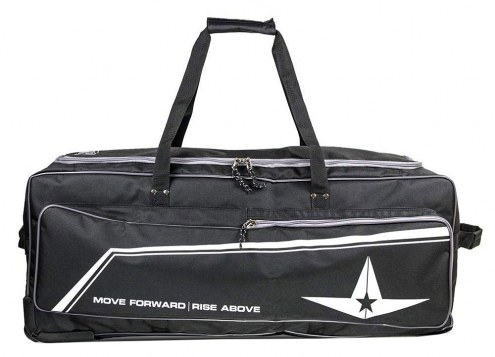 All Star Pro Catching Roller Baseball Catchers Equipment Bag