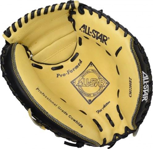 "All Star Pro Elite CM1200BT 31.5"" Youth Baseball Catchers Mitt - Right Hand Throw"