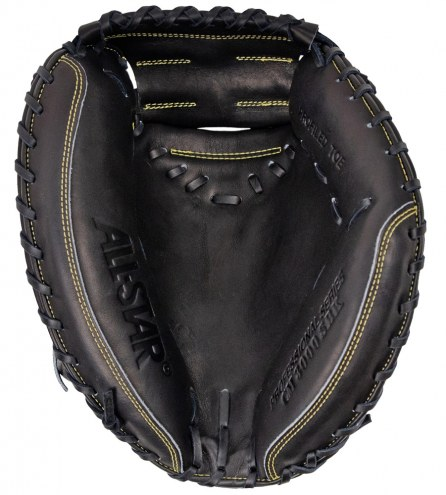"All Star Pro Elite CM3000 33.5"" Baseball Catcher's Mitt - Right Hand Throw"