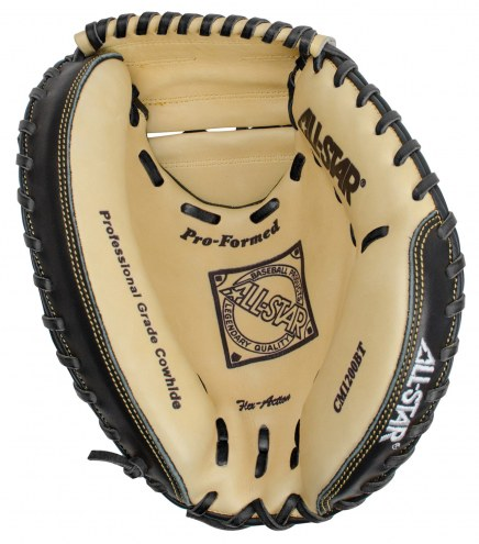 "All Star Pro Comp CM3200 33.5"" Baseball Catcher's Mitt - Right Hand Throw"