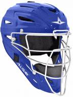 All Star Solid MVP2500 Adult Baseball Catcher's Helmet