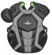 """All Star System Seven Axis CC 16.5"""" Baseball Catcher's Chest Protector"""