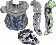 All Star System7 Axis 12-16 Year Old Camo Pro Catcher's Kit