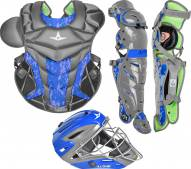 All Star System7 Axis Adult Camo Pro Catcher's Kit