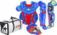 All Star System7 Axis Elite Travel Team Pro Catcher's Kit