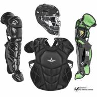 All Star System7 Axis NOCSAE Certified Youth Solid Pro Baseball Catcher's Kit - Ages 12-16