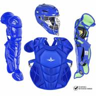 All Star System7 Axis NOCSAE Certified Youth Solid Pro Catcher's Kit - Ages 9-12