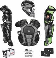 All Star System7 Axis Senior Pro Catcher's Kit