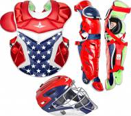 All Star System7 Axis USA Adult Pro Catcher's Kit
