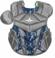 """All Star System7 Axis Youth 14.5"""" Pro Camo Catcher's Chest Protector"""