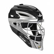 All Star S7 Two Tone MVP2510TT Youth Baseball Catcher's Helmet