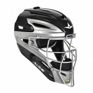 All Star S7 Two Tone MVP2510TT Youth Baseball Catcher's Helmet