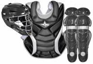 All Star Vela Pro Fastpitch Catcher's Gear Set