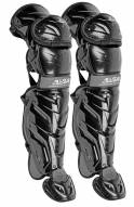 All Star Youth System Seven Axis Catcher's Leg Guards - Ages 12-16