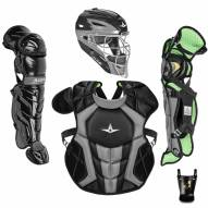 All Star System7 Axis NOCSAE Certified Youth Pro Catcher's Kit - Ages 9-12