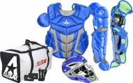 All Star System7 Axis Youth Pro Catcher's Kit