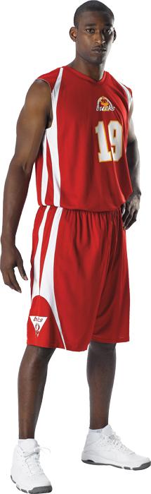 f23e04dacf7 Alleson 54MMR Reversible Moisture Management Adult Custom Basketball Uniform