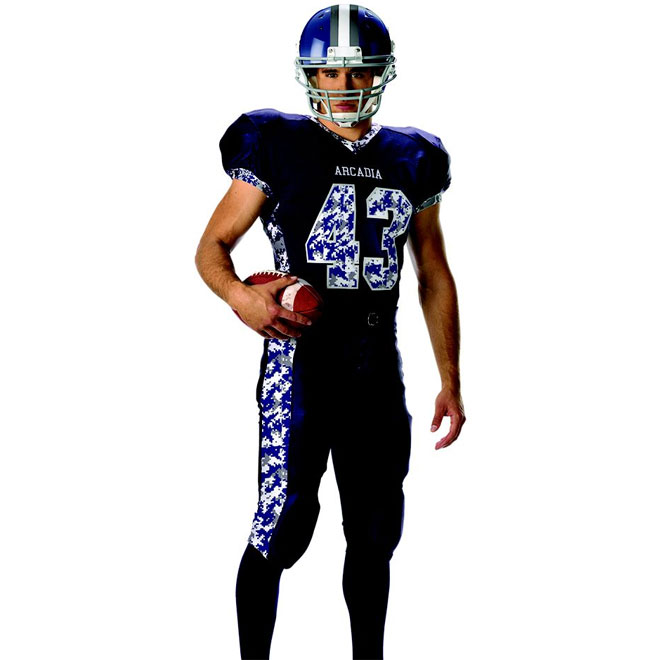 2bac9d441c0 Alleson Sublimated Custom Football Jersey