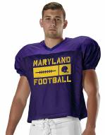 Alleson Youth/Adult Extreme Porthole Mesh Custom Football Practice Jersey