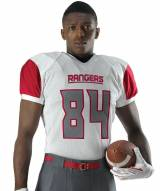 Alleson Youth/Adult Stretch Game Custom Football Jersey