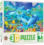 Along the Reef 500 Piece Lenticular Puzzle