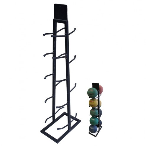 Amber Medicine Ball Rack For 9 Balls