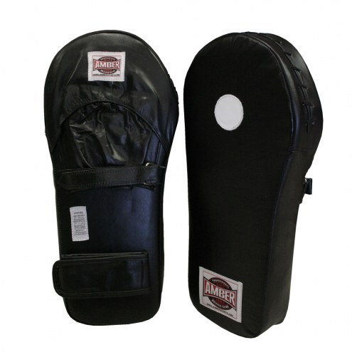 Amber Pro Punch Mitts