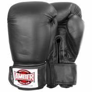 Amber Professional Muay Thai Hook & Loop Training Gloves