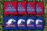 American University Eagles Cornhole Bag Set