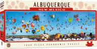 American Vistas Albuquerque Balloons 1000 Piece Panoramic Puzzle
