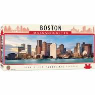American Vistas Boston 1000 Piece Panoramic Puzzle