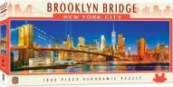 American Vistas Brooklyn Bridge 1000 Piece Panoramic Puzzle