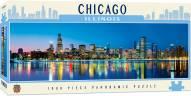 American Vistas Chicago 1000 Piece Panoramic Puzzle