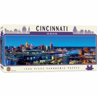 American Vistas Cincinnati 1000 Piece Panoramic Puzzle