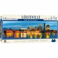 American Vistas Louisville 1000 Piece Panoramic Puzzle