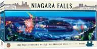 American Vistas Niagara Falls 1000 Piece Panoramic Puzzle