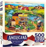 Americana Cooper's Corner 500 Piece EZ Grip Puzzle