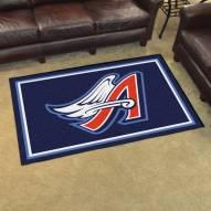 Anaheim Angels 4' x 6' Area Rug