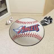 Anaheim Angels Baseball Rug