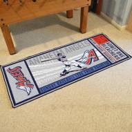 Anaheim Angels Ticket Runner Rug
