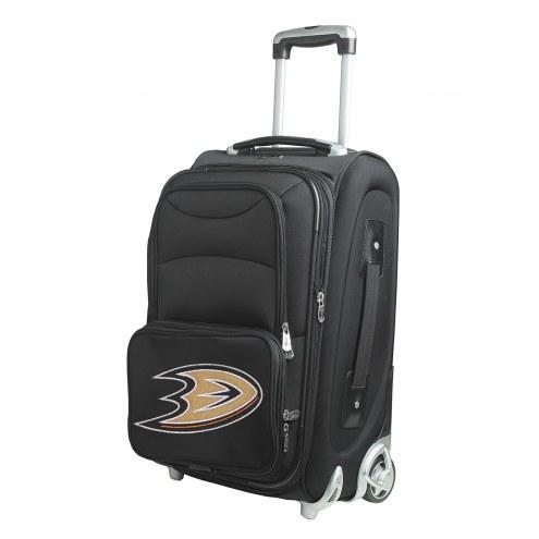 "Anaheim Ducks 21"" Carry-On Luggage"