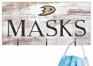 """Anaheim Ducks 6"""" x 12"""" Mask Holder"""