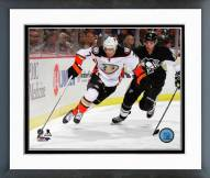 Anaheim Ducks Andrew Cogliano Action Framed Photo
