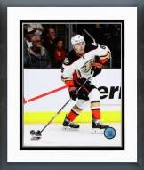Anaheim Ducks Ben Lovejoy Action Framed Photo