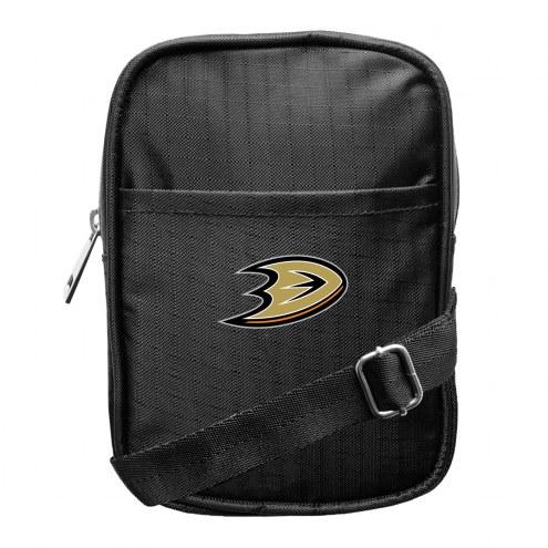 Anaheim Ducks Camera Crossbody Bag