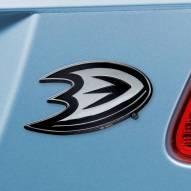 Anaheim Ducks Chrome Metal Car Emblem