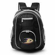 NHL Anaheim Ducks Colored Trim Premium Laptop Backpack