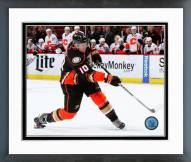 Anaheim Ducks Corey Perry Action Framed Photo