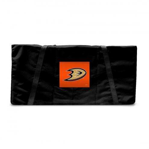 Anaheim Ducks Cornhole Carrying Case