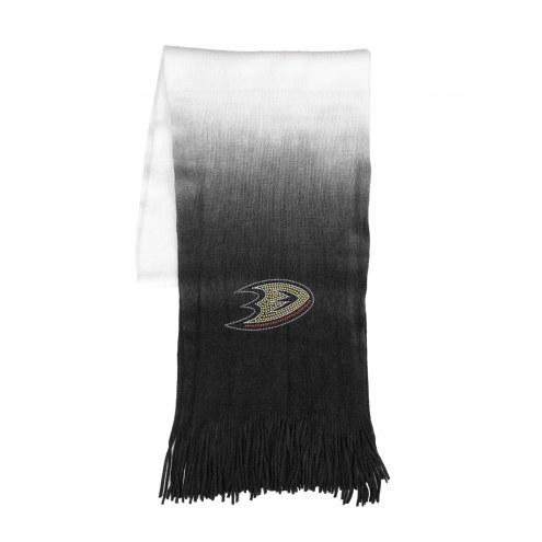Anaheim Ducks Dip Dye Scarf